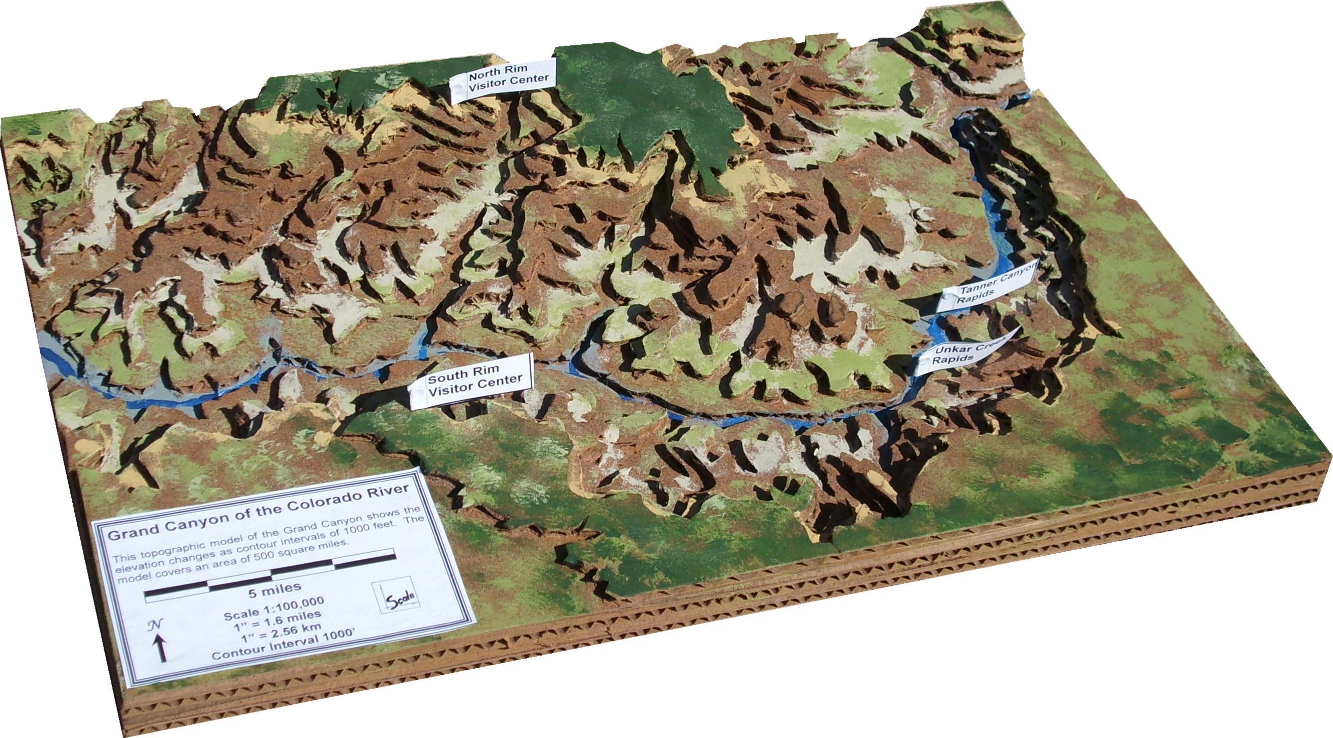 Block Earth Texas : Science models